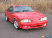 1993 Ford Mustang GT Hatchback 2-Door for Sale