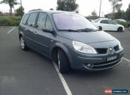 RENAULT SCENIC 08/2008 MODEL AUTOMATIC 10 monts rego for Sale