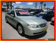 2003 Ford Fairmont BA Dual Fuel Automatic 4sp A Sedan for Sale