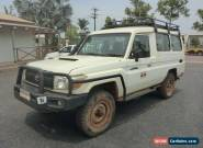 Only 124kays - 2008 Toyota Troopcarrier Ex Gov - Cosmetic Project  for Sale