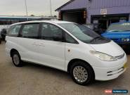 2002 TOYOTA TARAGO 2.4L AUTO 8 SEATER AIR CON POWER OPTIONS TOW BAR for Sale