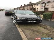 BMW X5. 3.0i sport black for Sale