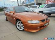2000 Holden Commodore VT II SS Bronze Automatic 4sp A Sedan for Sale