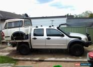 2004 holden ra rodeo 3 litre turbo diesel 4x4 for Sale