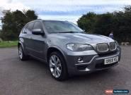 BMW X5 35D M SPORT 7 SEAT OPTION BIG SPEC - NO RESERVE for Sale