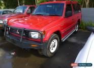 mitsubishi pajero wagon 4x4 AUTO 7 SEATER for Sale