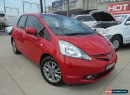 2010 Honda Jazz GE MY10 GLI Vibe Red Automatic 5sp A Hatchback for Sale