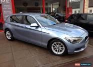 2015 BMW 1 SERIES 116d EfficientDynamics 5dr for Sale