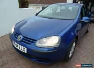 VW GOLF 5 DOOR 1.9 TDI SE 2004 for Sale