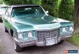 Classic Cadillac: DeVille for Sale