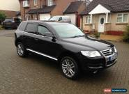 VOLKSWAGEN TOUAREG 3LTR V6 TDI 2007 for Sale