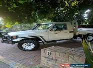 toyota landcruiser ute for Sale