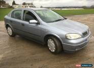 2004 Vauxhall Astra 1.6 Auto Automatic Low miles for Sale