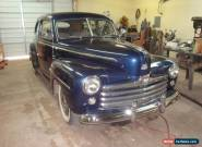 1948 Ford Other Super Deluxe 2 Door for Sale