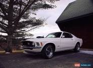 1970 Ford Mustang Mach I for Sale
