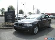 2007 07 BMW 1 SERIES 116i SPORT 5 DOOR HATCHBACK for Sale