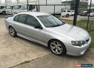 2005 Ford Falcon BF XR6 Silver Automatic 6sp A Sedan for Sale