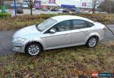 Classic 2011 FORD MONDEO ZETEC S TDCI SILVER MANUAL DIESEL LOW MILEAGE AT 59521 for Sale