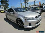 2006 Holden Commodore VE SS V Silver Automatic A Sedan for Sale