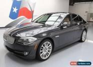 2011 BMW 5-Series Base Sedan 4-Door for Sale