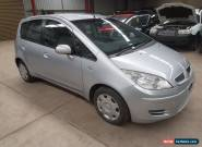 2004 Mitsubishi Colt automatic 5dr low 96347km hail dents only ready for rego for Sale