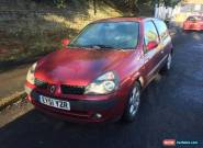renault clio 15D spares or repair for Sale