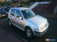 Volkswagen golf mk4 1.6 se 16v for Sale