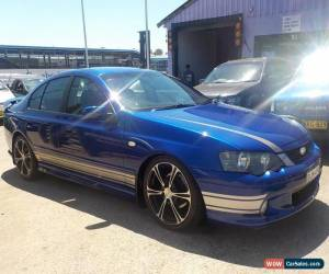 Classic 2003 FORD FALCON XR6 5 SP MANUAL 146384KMS LOG BOOKS FULL SERVICE HISTORY for Sale