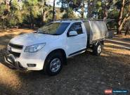 holden colorado  2013 ute toolboxes  for Sale