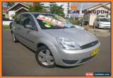 Classic 2005 Ford Fiesta WP LX Manual 5sp M Hatchback for Sale