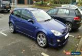 Classic 2003 FORD FOCUS RS BLUE for Sale