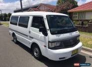 Mazda E2000 LWB 2003 Automatic, 1 Owner, Genuine 49,706kms!!!! for Sale