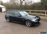 2008 BMW 320D M SPORT TOURING BLACK for Sale