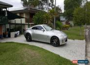 NISSAN 350Z -6 speed manual for Sale