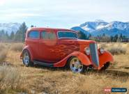1933 Ford 2 Door Sedan for Sale