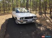 BMW E30 325i manual coupe  for Sale