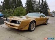 1978 Pontiac Trans Am FIREBIRD for Sale