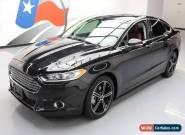2015 Ford Fusion SE Sedan 4-Door for Sale