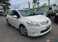 2012 Toyota Corolla ZRE152R MY11 Ascent Sport White Automatic 4sp A Hatchback for Sale