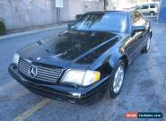 1998 Mercedes-Benz SL-Class Base Convertible 2-Door for Sale
