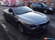 2008 BMW 630I SPORT AUTO GREY. (May PX/ swap) for Sale