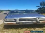 1998 Holden Jackaroo 4wd for Sale