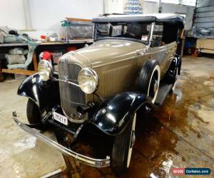 Classic 1932 Ford Deluxe Phaeton - Low miles for Sale