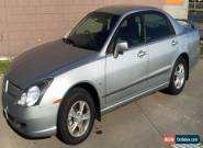 2004 Mitsubishi Magna LS ``DUAL FUEL` with RWC & REG! Automatic 5sp A Sedan for Sale