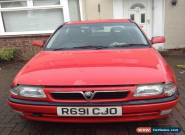 1998 VAUXHALL ASTRA ARCTIC 8V RED SPARES OR REPAIR for Sale