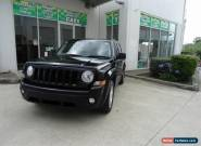2012 Jeep Patriot MK MY11 Limited Black Automatic 6sp A Wagon for Sale