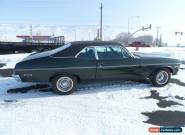 1971 Chevrolet Nova Base Coupe 2-Door for Sale