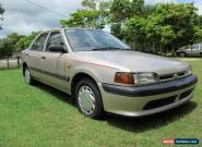 Mazda 323 Protege (1995) 4D Sedan 5 speed manual for Sale