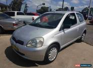 2000 Toyota Echo NCP10R Silver Automatic 4sp A Hatchback for Sale