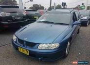 2001 Holden Commodore VX II Lumina Blue Automatic 4sp A Wagon for Sale